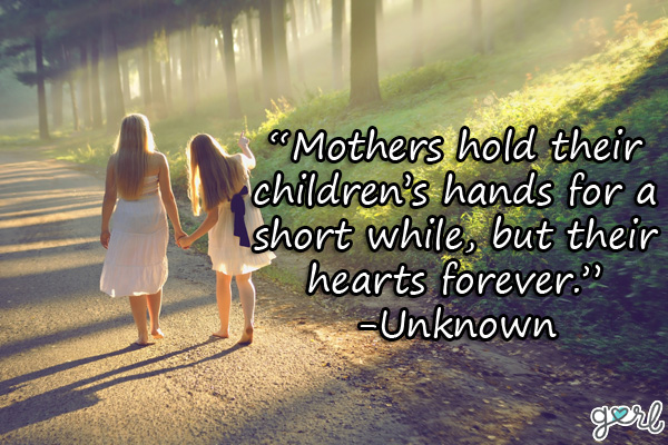 Famous Mothers Day Poems From Daughter
