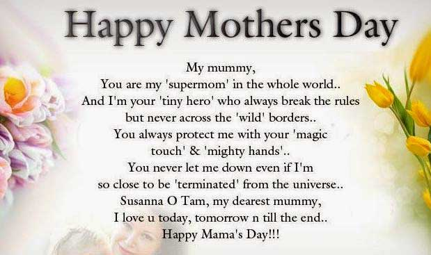 Happy Mothers Day Images Quotes