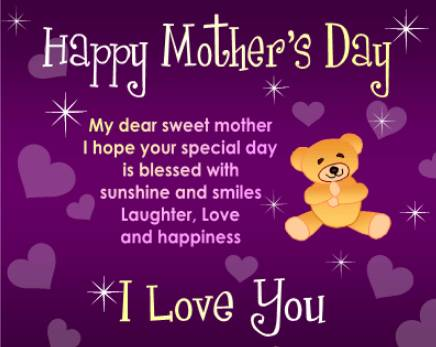 Happy Mothers Day Quotes Cards
