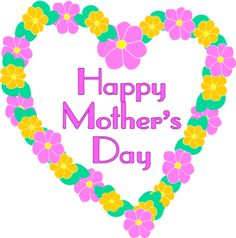 Mothers Day 2020 Clipart