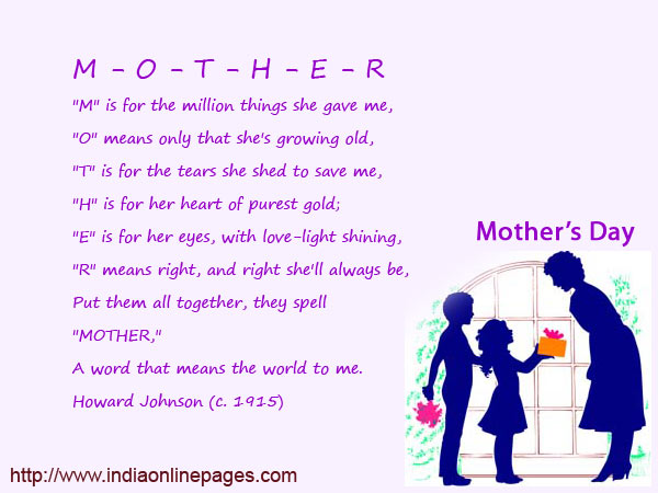 Mothers Day Greetings Quotes