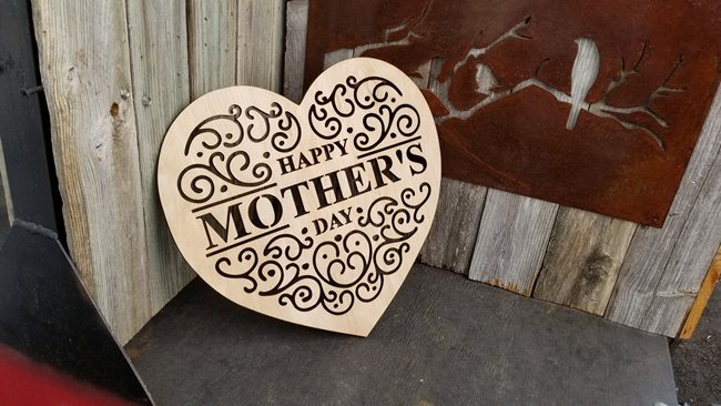 Mothers Day Heart Images