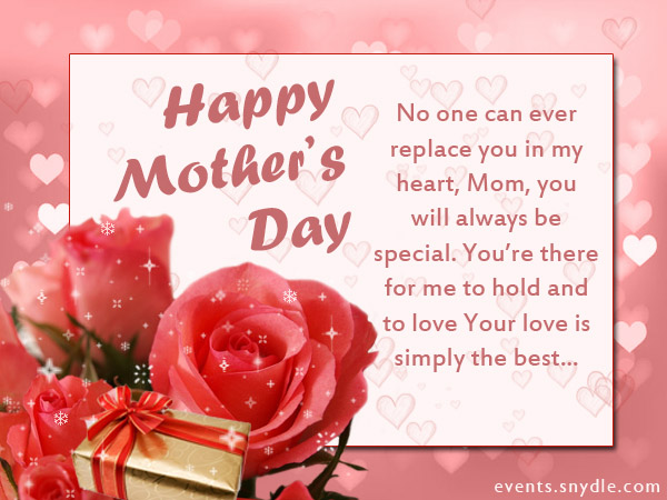 mothers day messages
