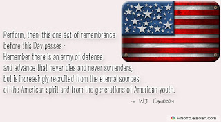 Memorial Day Images Quote