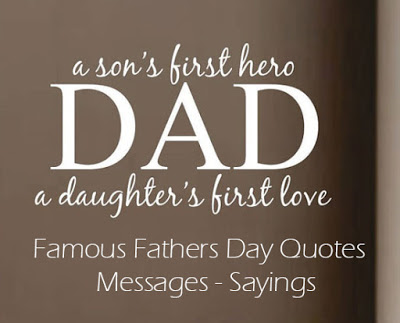 Fathers day messages images