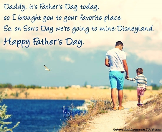 Special Fathers day quotes