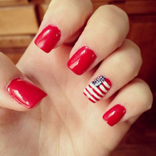 4th of July Nails Art Ideas