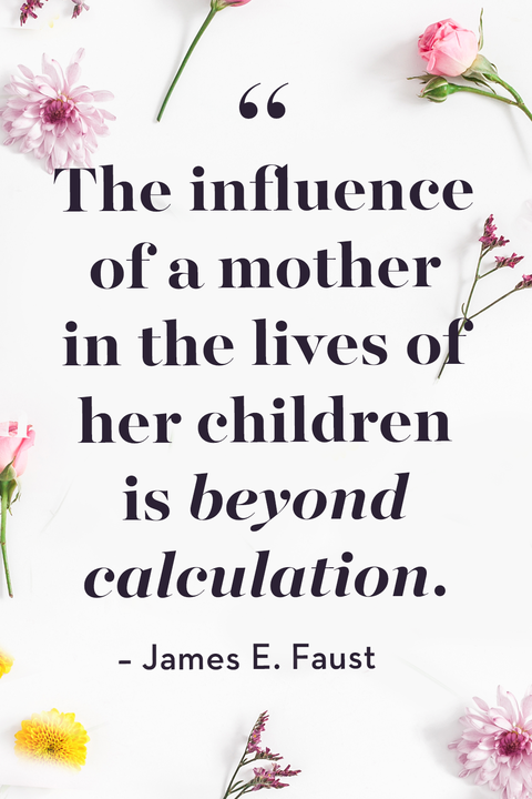 Inspirational Mothers day sayings