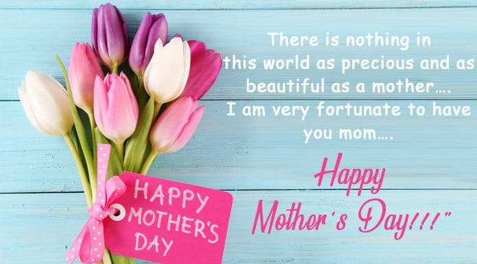 Famous Mothers Day Wishes Messages