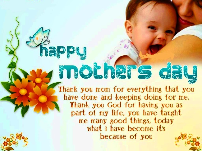 Happy Mothers Day Wishes For Mom